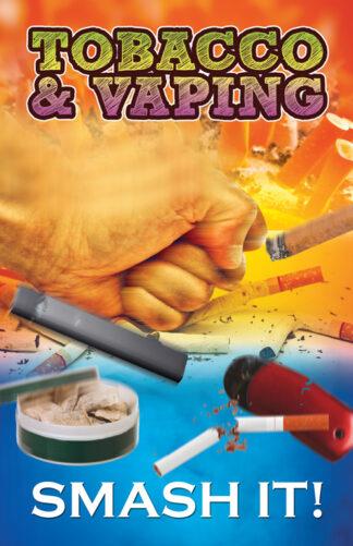 Tobacco & Vaping: Smash It! - Mini-Mag