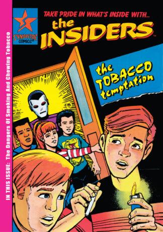 The Tobacco Temptation Comic Book