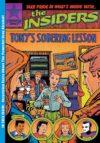 Tony's Sobering Lesson Comic Book
