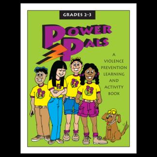 Power Pals Violence Prevention Activity Book