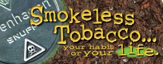 """""""Smokeless Tobacco... Your Habit or Your Life."""" Pamphlet"""