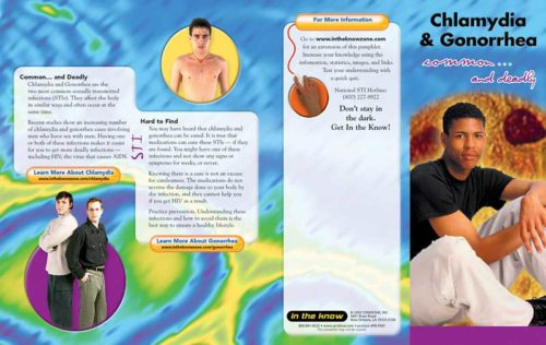 In The Know: Chlamydia & Gonorrhea-Common...and Deadly Pamphlet