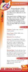 Info to Go: Dextromethorphan Card