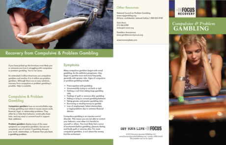 InFocus: At Risk-Dealing with Grief and Loss Pamphlet