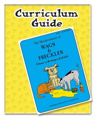 """""""The Misadventures of Wags & Freckles"""" Curriculum Guide"""