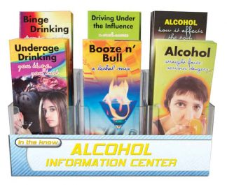 alcohol prevention information package, alcohol information center