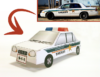 Custom Pop-Up Patrol Car