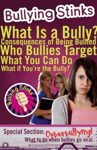 """""""Bullying Stinks"""" Mini-Mag"""