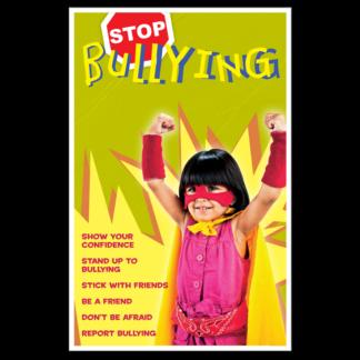 """Stop Bullying"" Poster"