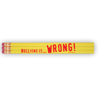 Bullying is...Wrong Pencil