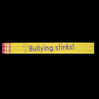 Bullying Stinks Pencil