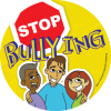 """""""Stop Bullying"""" Stickers"""