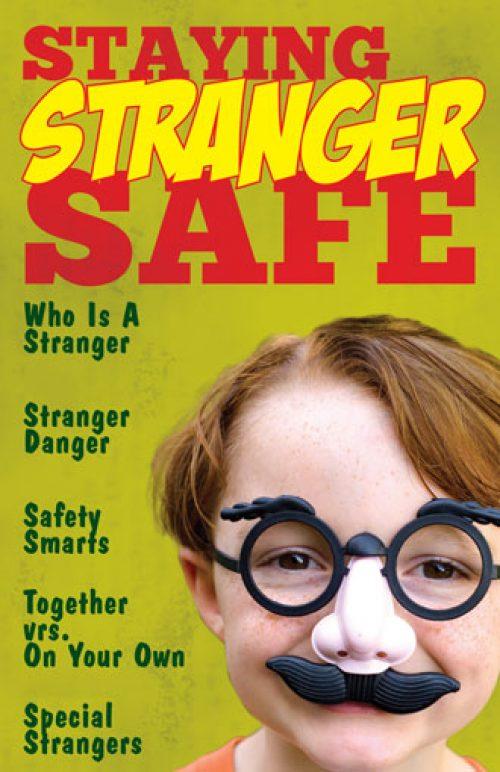 """Staying Stranger Safe"" Mini Mag"