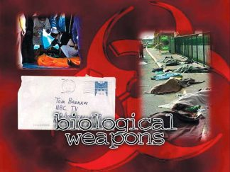"""""""Bioterrorism: Facing The Threat and Staying Safe"""" DVD"""