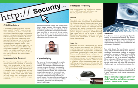 """InFocus: A Parent's Guide – Internet Safety"""