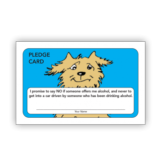 The Misadventures of Wags & Freckles Membership Card