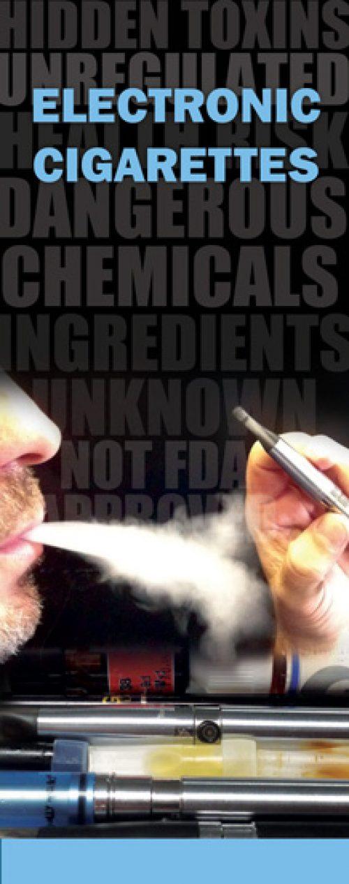 Electronic Cigarettes Pamphlet