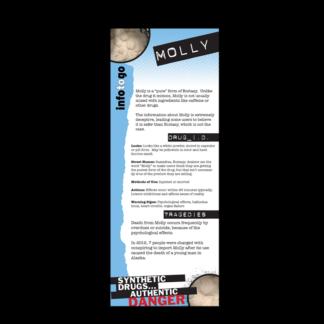 Info to Go: Molly Rack Card