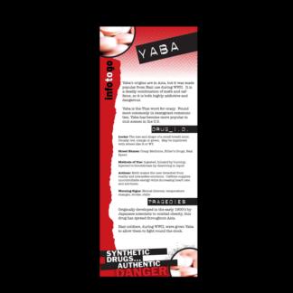 Info to Go: Yaba Rack Card