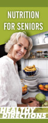 Nutrition for Seniors Pamphlet