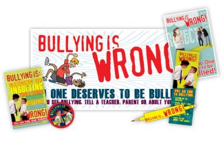 Bullying Is...Wrong! Package