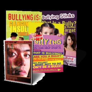 Bullying DVD / Mini Mag Package