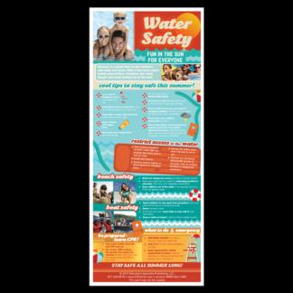Water Safety Presentation Card