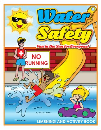 "Water Safety ""Fun in the Sun for Everyone"" Activity Book"