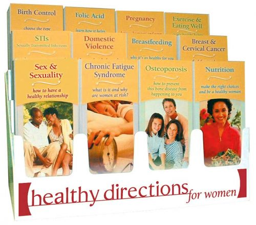 Healthy Directions for Women Package