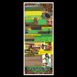 Smokeless Tobacco Presentation Card