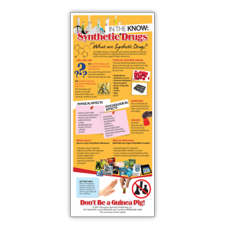 In The Know: Synthetic Drugs Presentation Card