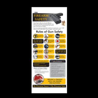 InFocus: Firearm Safety Presentation Card