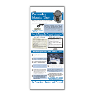 InFocus: Preventing Identity Theft Presentation Card