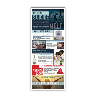 Avoiding Suicide Presentation Card