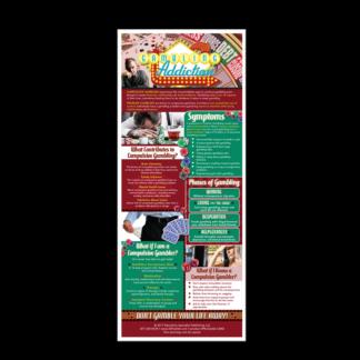 Gambling Addiction Presentation Card