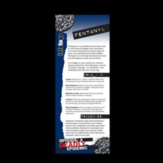 Info to Go: Fentanyl Rack Card
