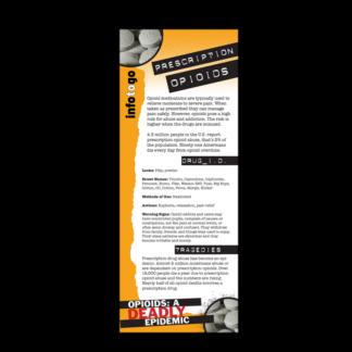 Info to Go: Prescription Opioids Rack Card