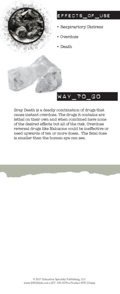 Gray Death Rack Card 2