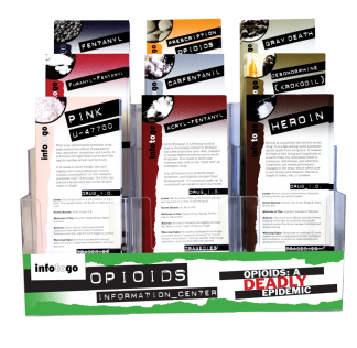 Info to Go: Opioid Information Center