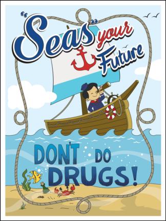 """'Seas' Your Future"" Activity Sheet"