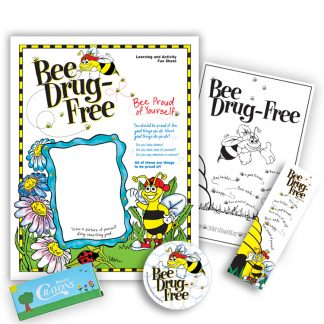 """'Bee' Drug-Free"" KidPak"