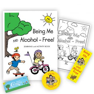 """Being Me and Alcohol-Free!"" KidPak"