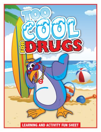 """Too Cool for Drugs"" Activity Sheet"