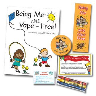"""Being Me and Vape-Free!"" KidPak"