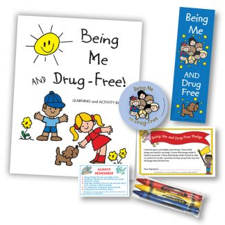 """Being Me and Drug-Free!"" KidPak"