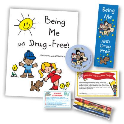 """Being Me and Drug-Free!"" KidPak"