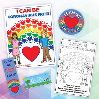 I Can Be Coronavirus Free