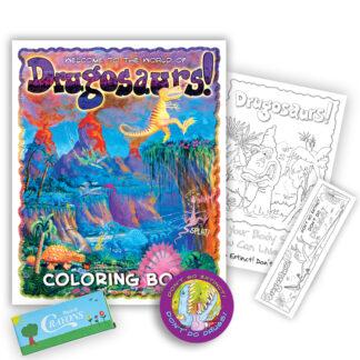 Drugosaurs! KidPak