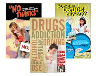 Gateway Drugs Mini-Mag Package