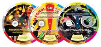 Alcohol Information Wheel Package